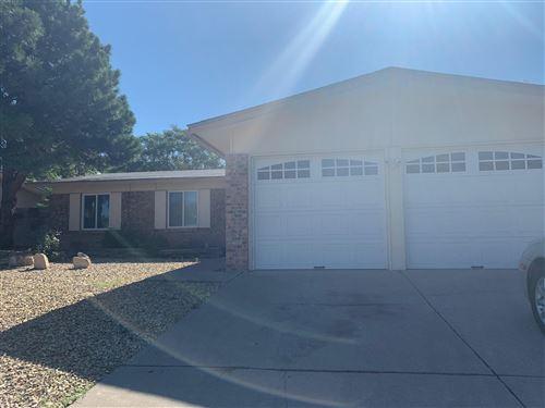 Photo of 1212 WILLYS KNIGHT Drive NE, Albuquerque, NM 87112 (MLS # 981629)