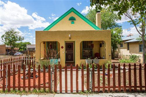 Photo of 315 Arno Street SE, Albuquerque, NM 87102 (MLS # 971630)