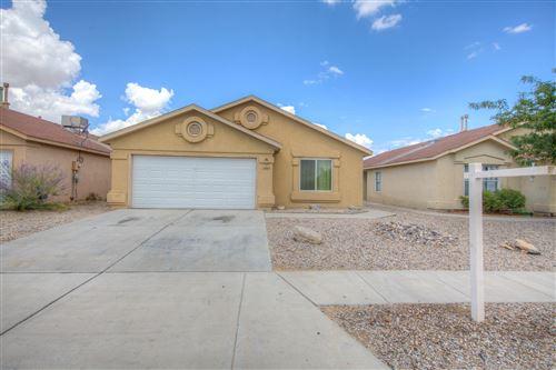 Photo of 2205 NATIVE FLOWER Drive SW, Albuquerque, NM 87121 (MLS # 997630)