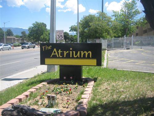 Photo of 4200 MONTGOMERY Boulevard NE #122, Albuquerque, NM 87109 (MLS # 970632)