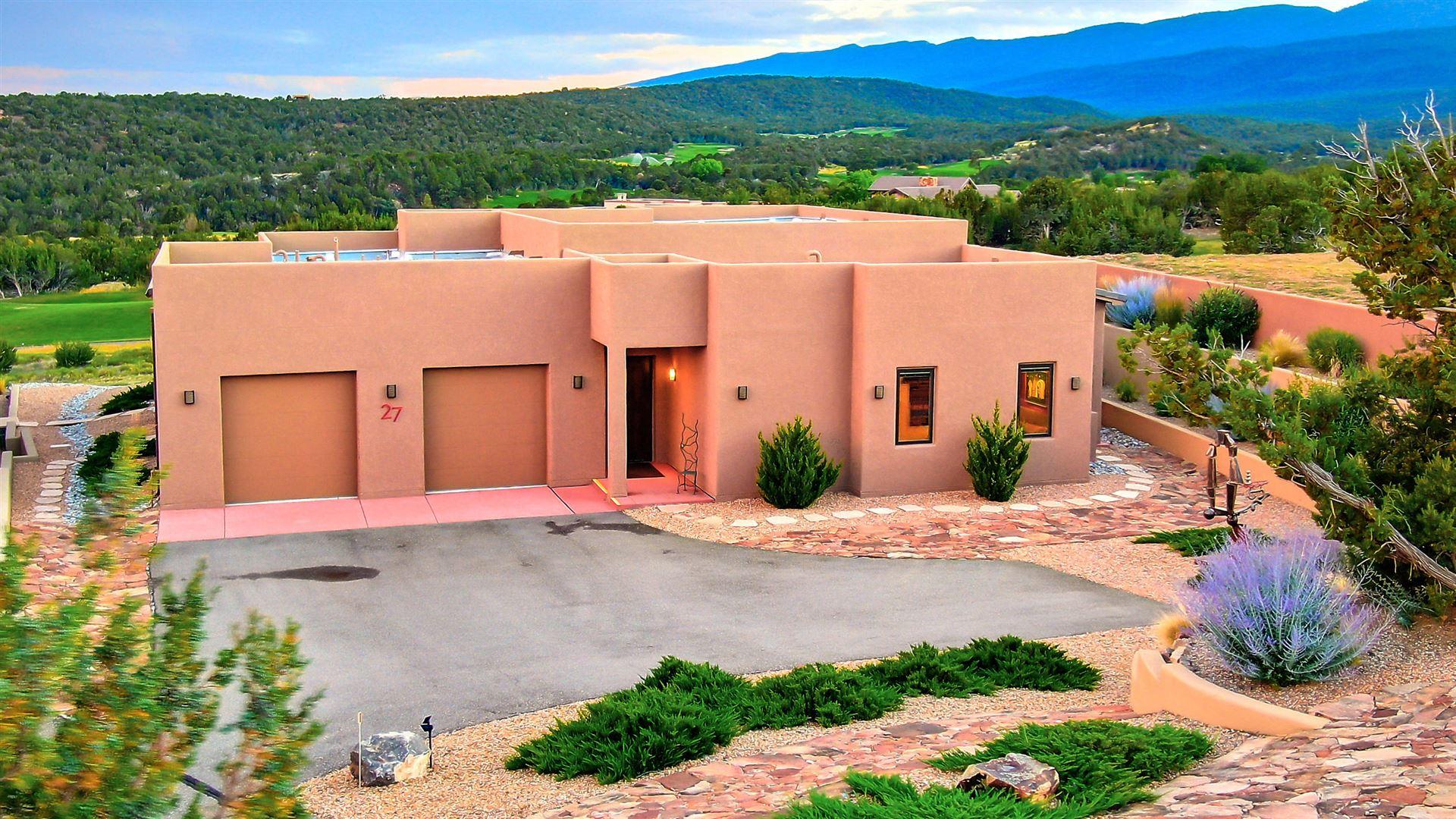 27 HOGAN Court, Sandia Park, NM 87047 - #: 967632