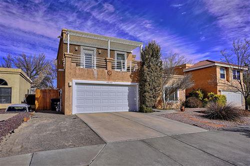 Photo of 4609 PLUME Road NW, Albuquerque, NM 87120 (MLS # 986634)