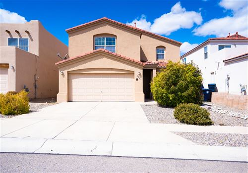 Photo of 8227 WOLVERINE Drive NW, Albuquerque, NM 87120 (MLS # 988634)
