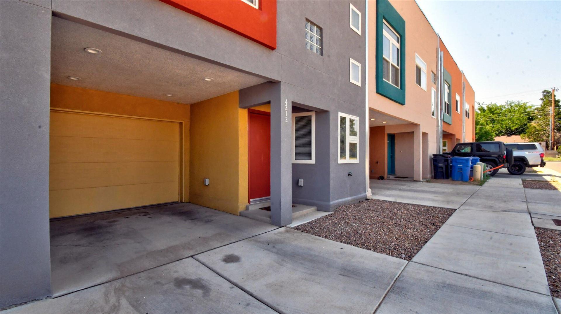 Photo of 4212 VIDA VERDE Lane NE, Albuquerque, NM 87109 (MLS # 994634)