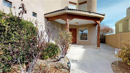 Photo of 9920 BUCKEYE Street NW, Albuquerque, NM 87114 (MLS # 960636)