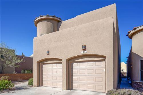 Photo of 5201 ANCALA Trail NE, Albuquerque, NM 87111 (MLS # 989637)
