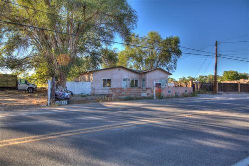 Photo of 6063 CORRALES Road, Corrales, NM 87048 (MLS # 964638)