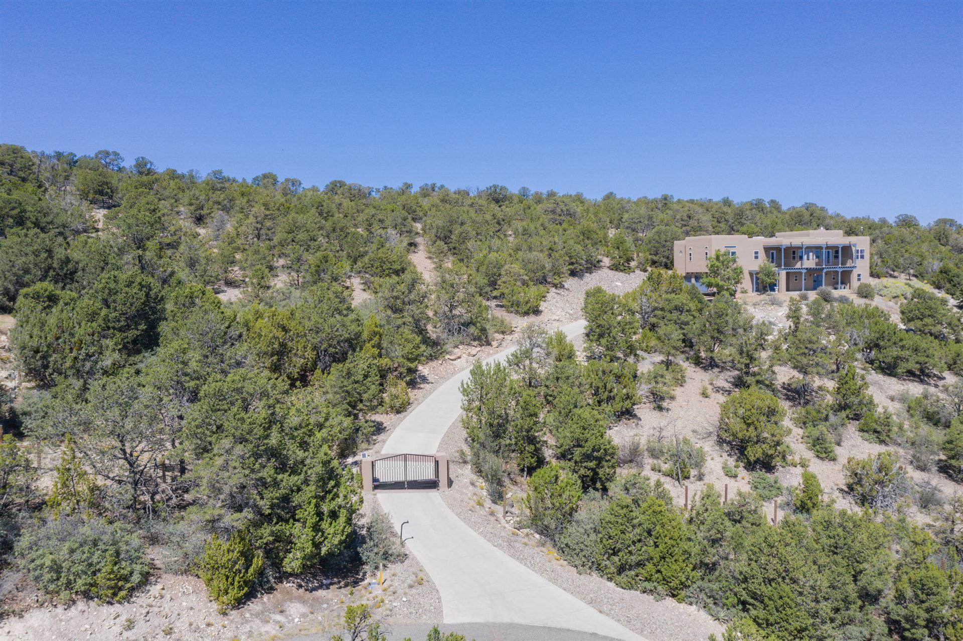 60 Sandia Mountain Ranch Drive, Tijeras, NM 87059 - #: 1001639