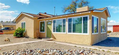 Photo of 4409 RIDGELEY Avenue NE, Albuquerque, NM 87108 (MLS # 966640)