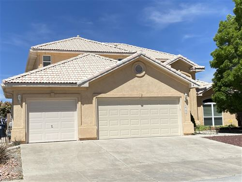 Photo of 7419 WADI MUSA Drive NE, Albuquerque, NM 87122 (MLS # 991640)