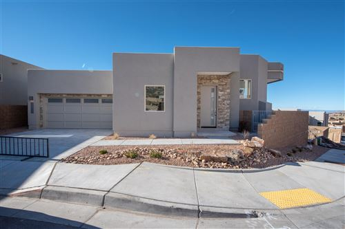 Photo of 5105 Piedra Cerro Way NE, Albuquerque, NM 87111 (MLS # 958642)