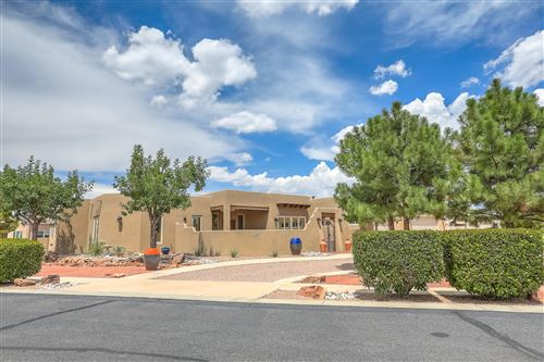 Photo of 400 LAGUNA SECA Lane NW, Albuquerque, NM 87104 (MLS # 964642)