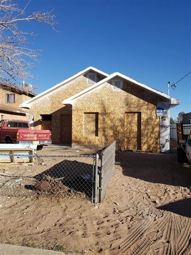 Photo of 3812 ALTA MONTE Place NW, Albuquerque, NM 87107 (MLS # 995642)