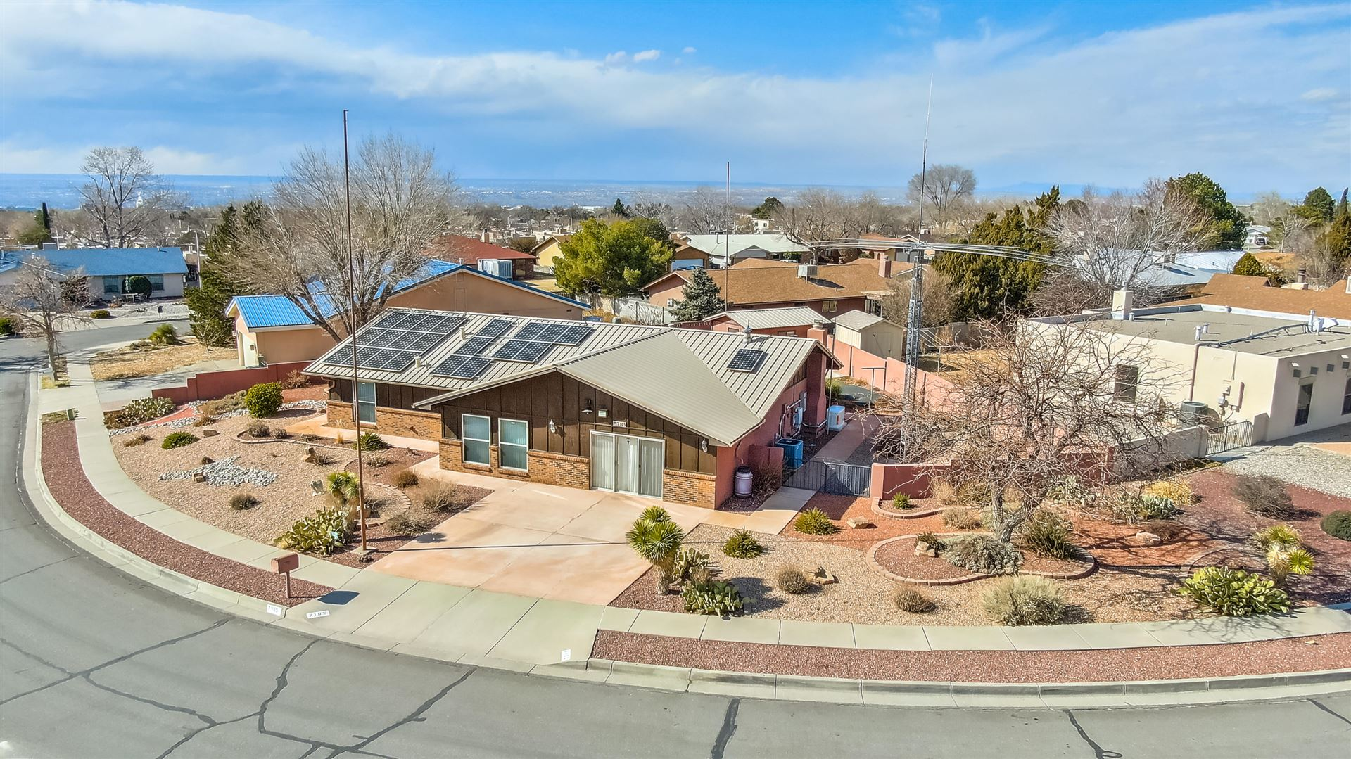 7105 TICONDEROGA Road NE, Albuquerque, NM 87109 - MLS#: 986642