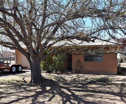 Photo of 608 VALLE GRANDE Drive SW, Los Lunas, NM 87031 (MLS # 989645)