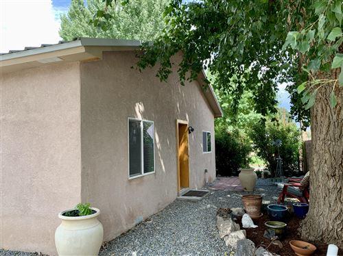 Photo of 305 ALAMEDA Road NW, Albuquerque, NM 87114 (MLS # 997645)