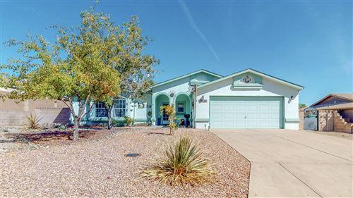 Photo of 2536 Wheeler Peak Drive NE, Rio Rancho, NM 87144 (MLS # 979646)