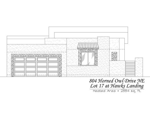 Photo of 804 Horned Owl Drive NE, Albuquerque, NM 87122 (MLS # 986646)