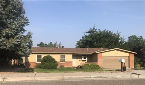 Photo of 7105 Leona Street NE, Albuquerque, NM 87109 (MLS # 997647)