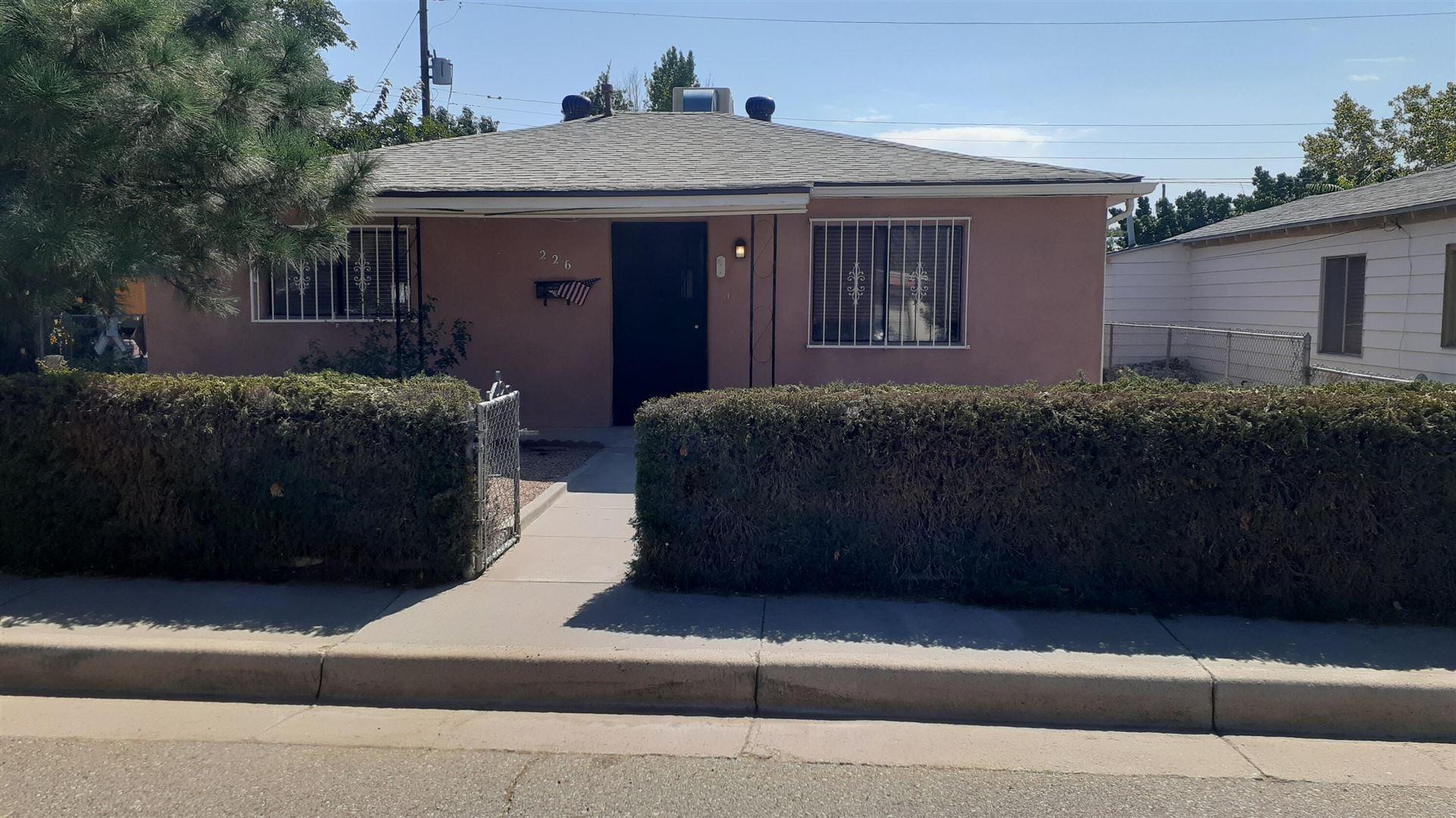 226 SAN ANDRES Avenue NW, Albuquerque, NM 87107 - #: 1001647
