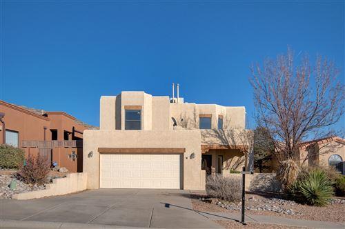 Photo of 224 SERENITY HILLS Place SE, Albuquerque, NM 87123 (MLS # 981648)