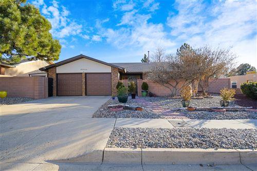 Photo of 9804 ADMIRAL DEWEY Avenue NE, Albuquerque, NM 87111 (MLS # 983648)