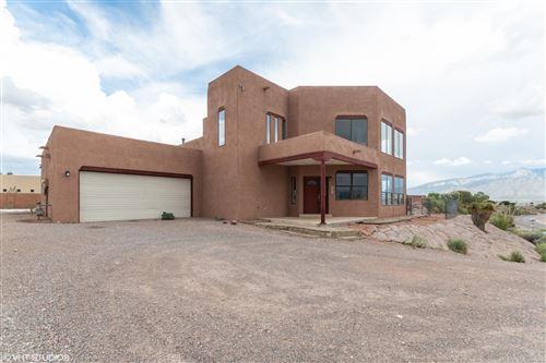 Photo of 5451 OBREGON Road NE, Rio Rancho, NM 87144 (MLS # 973649)