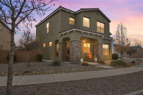 Photo of 5616 Arbus Drive, Albuquerque, NM 87106 (MLS # 981650)
