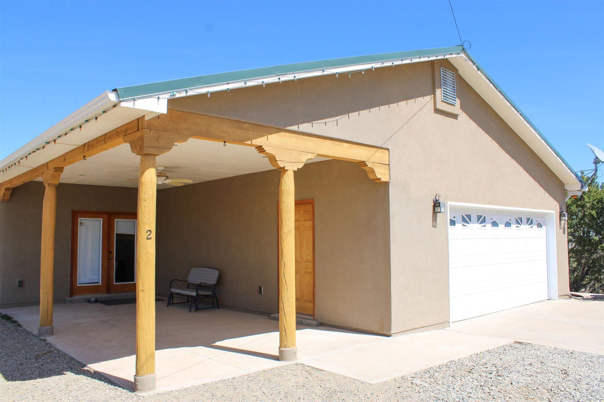 Photo for 2 HILLTOP Road, Edgewood, NM 87015 (MLS # 988650)