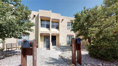 Photo of 507 ROMA Avenue NE, Albuquerque, NM 87102 (MLS # 977651)