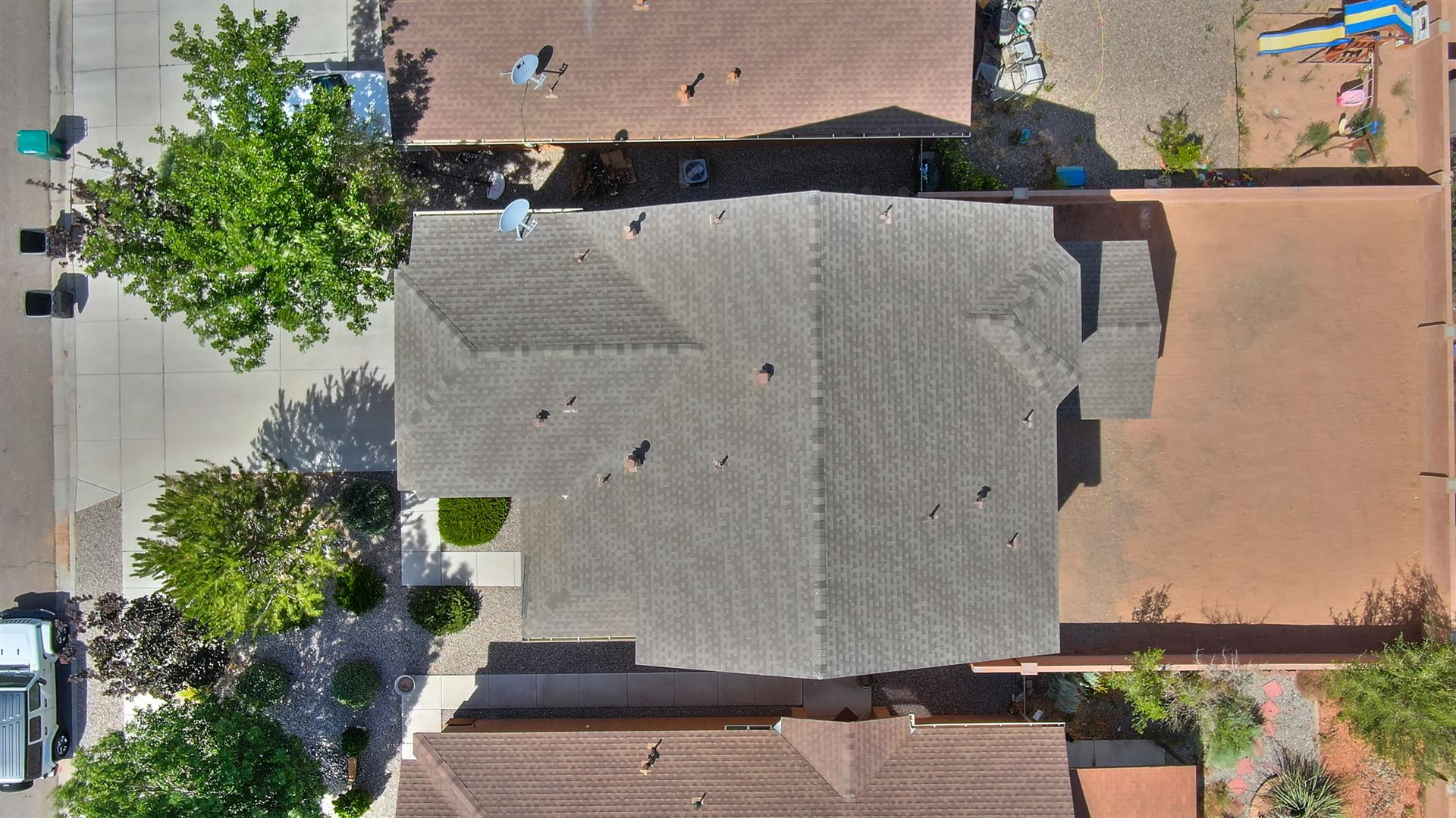 Photo of 3804 LONESOME RIDGE Street NE, Rio Rancho, NM 87144 (MLS # 971652)