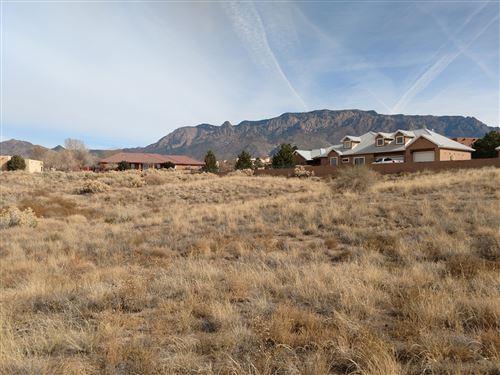 Photo of Corona Avenue NE, Albuquerque, NM 87122 (MLS # 938653)