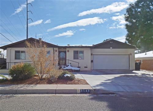 Photo of 3540 HAINES Avenue NE, Albuquerque, NM 87106 (MLS # 983654)