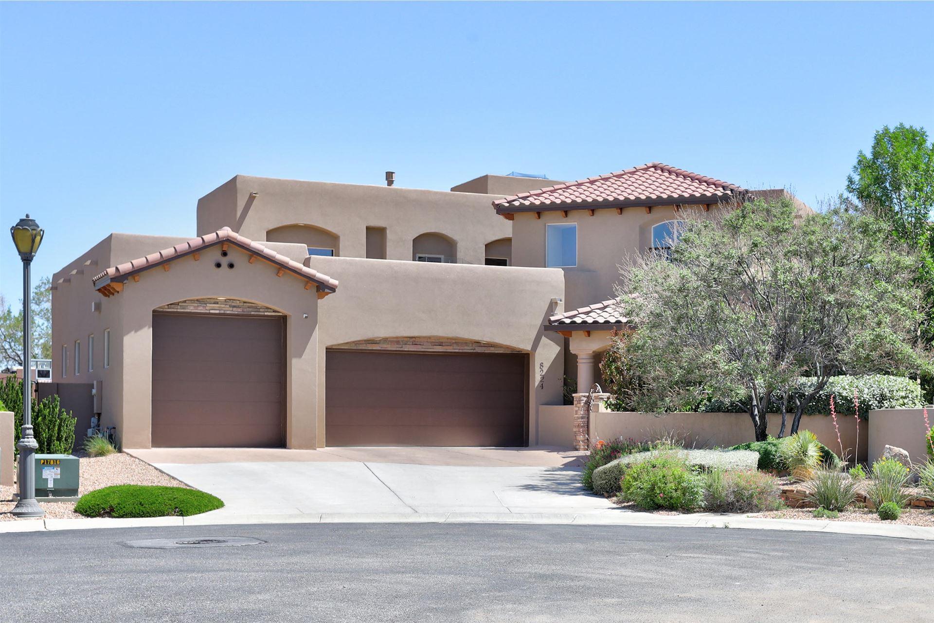 Photo of 8224 Desert Aster Lane NE, Albuquerque, NM 87122 (MLS # 993654)