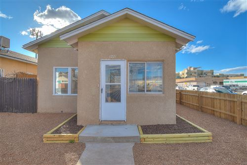Photo of 1221 3RD Street NW, Albuquerque, NM 87102 (MLS # 961655)