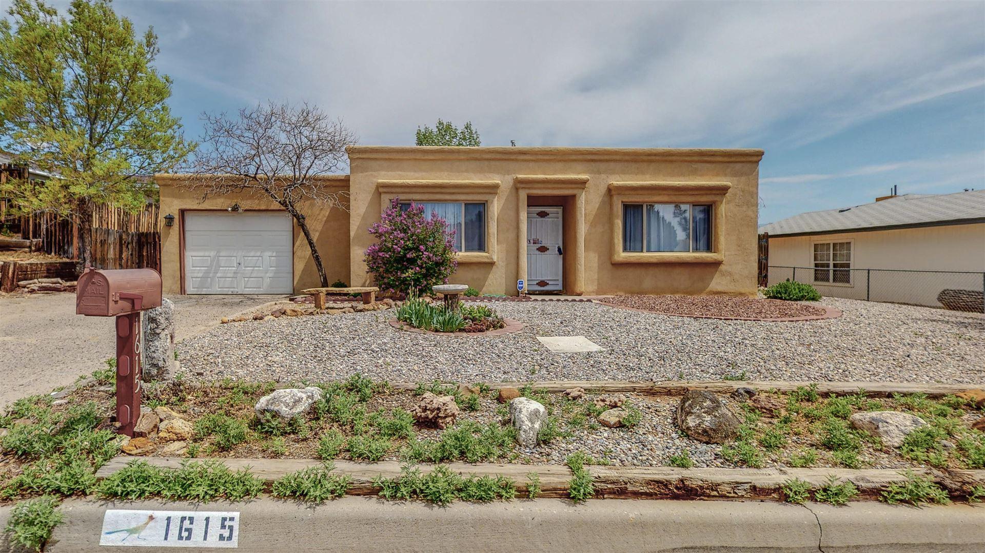 1615 BOREALIS Avenue SE, Rio Rancho, NM 87124 - MLS#: 989655
