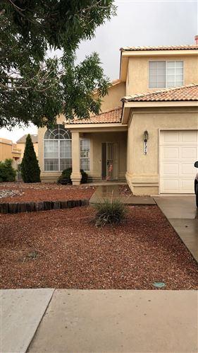 Photo of 7219 LASTER Avenue NE, Albuquerque, NM 87109 (MLS # 988656)