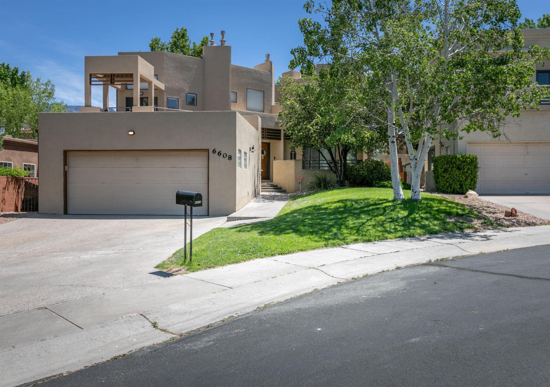 6608 Wentworth NE, Albuquerque, NM 87111 - MLS#: 968656