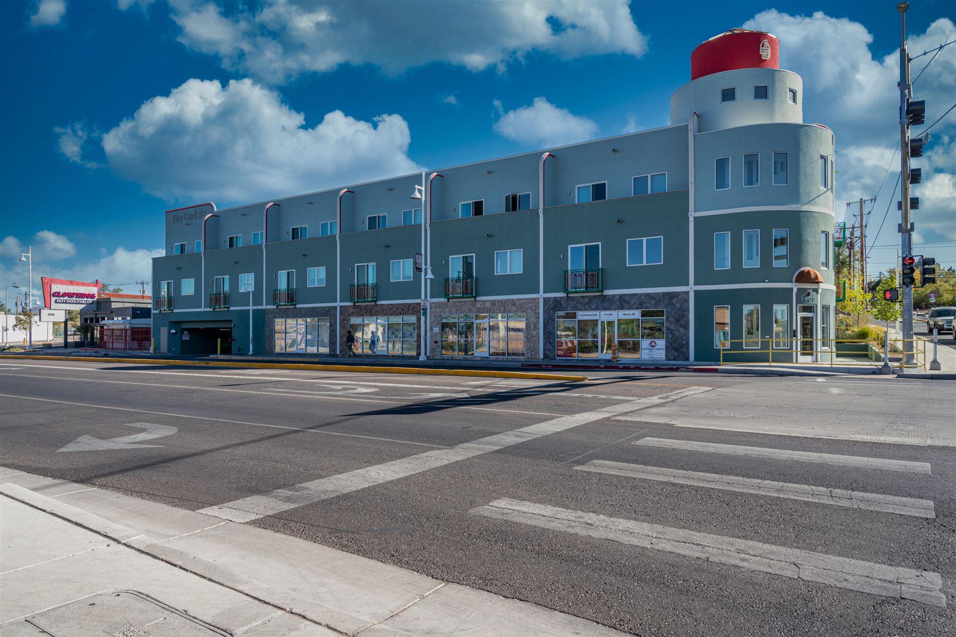 3600 CENTRAL Avenue SE #203, Albuquerque, NM 87108 - MLS#: 979657