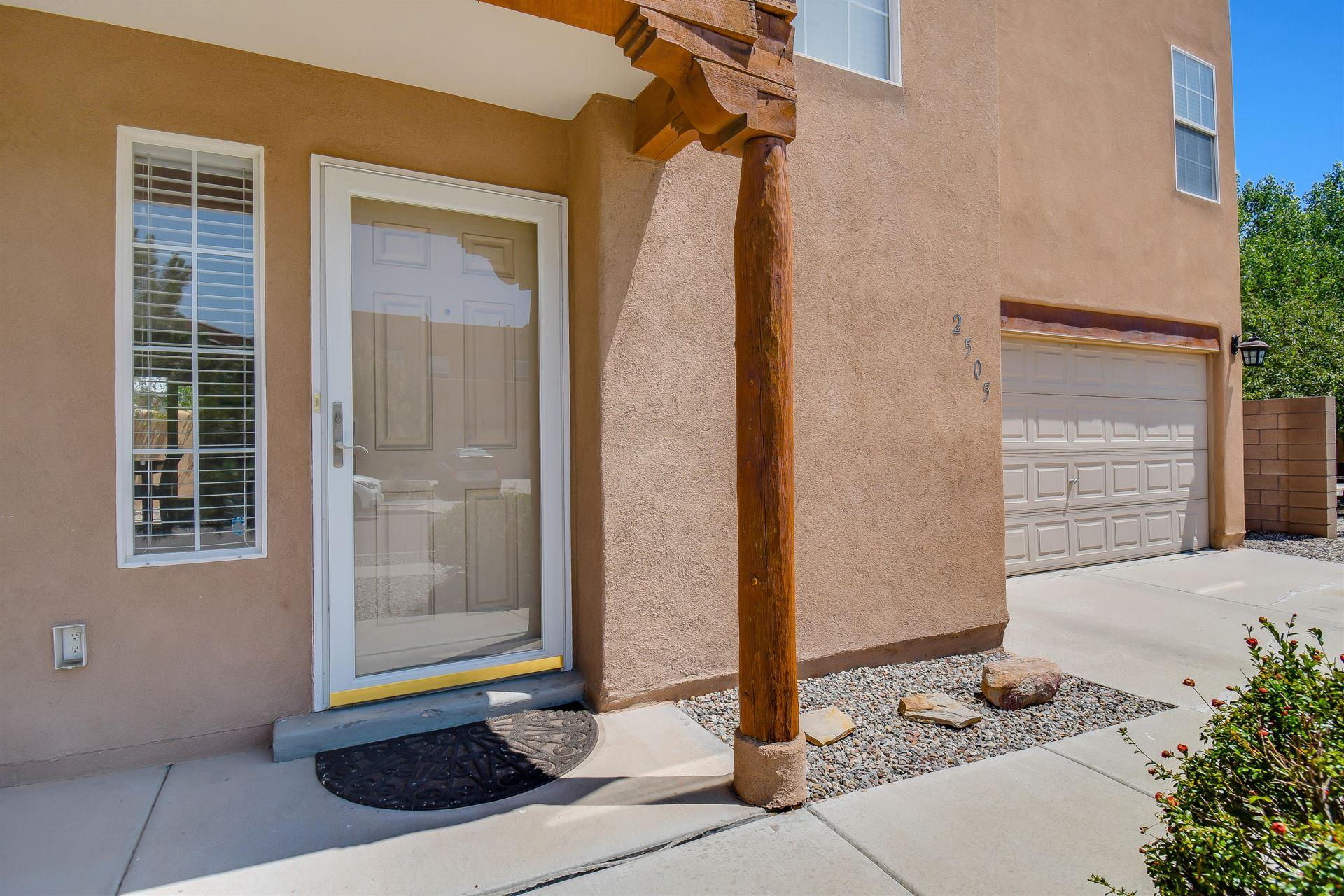Photo of 2505 SARITA Avenue NW, Albuquerque, NM 87104 (MLS # 994657)