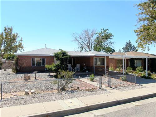 Photo of 9018 MATTHEW Avenue NE, Albuquerque, NM 87112 (MLS # 1001658)