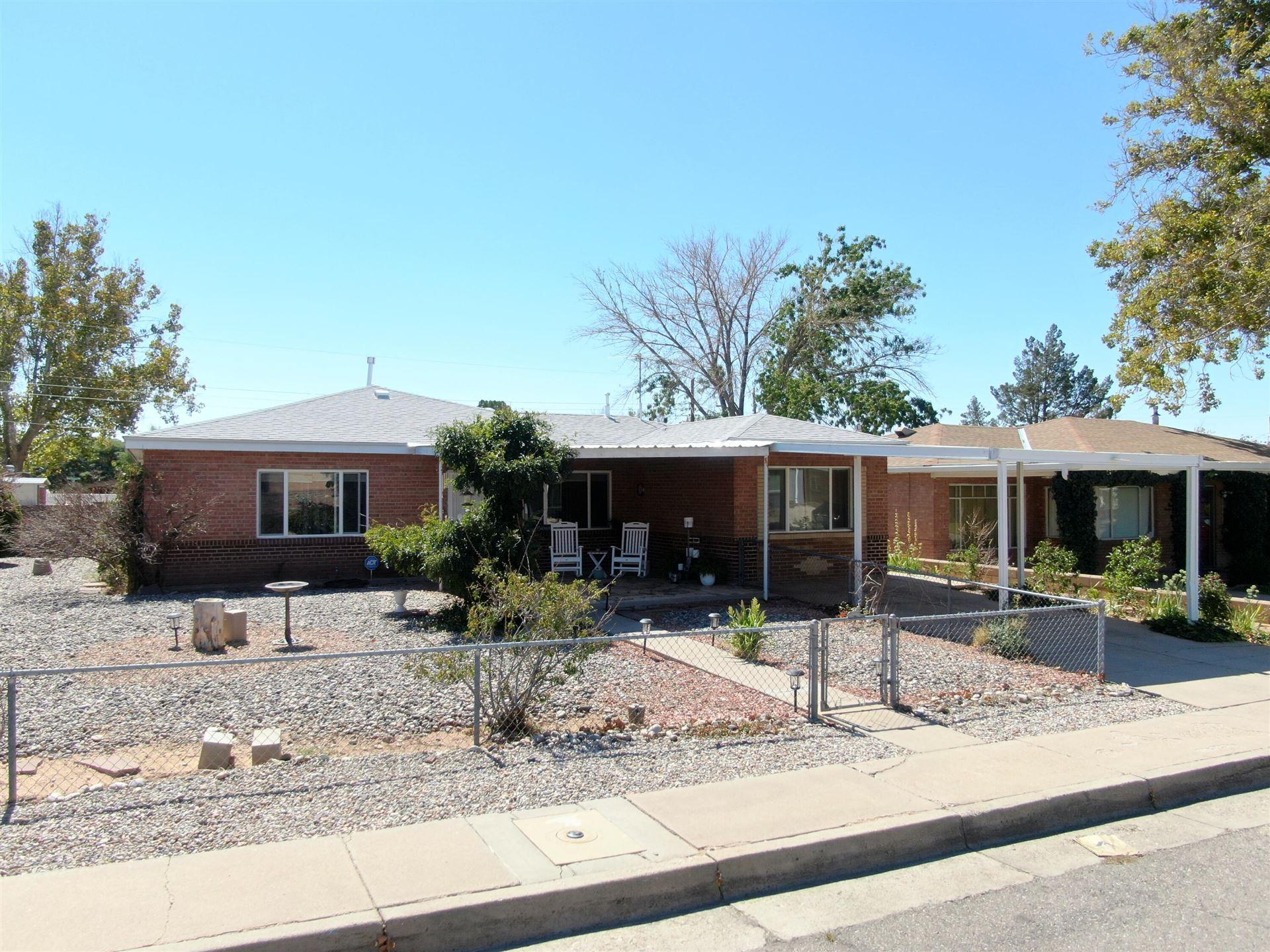 Photo for 9018 MATTHEW Avenue NE, Albuquerque, NM 87112 (MLS # 1001658)