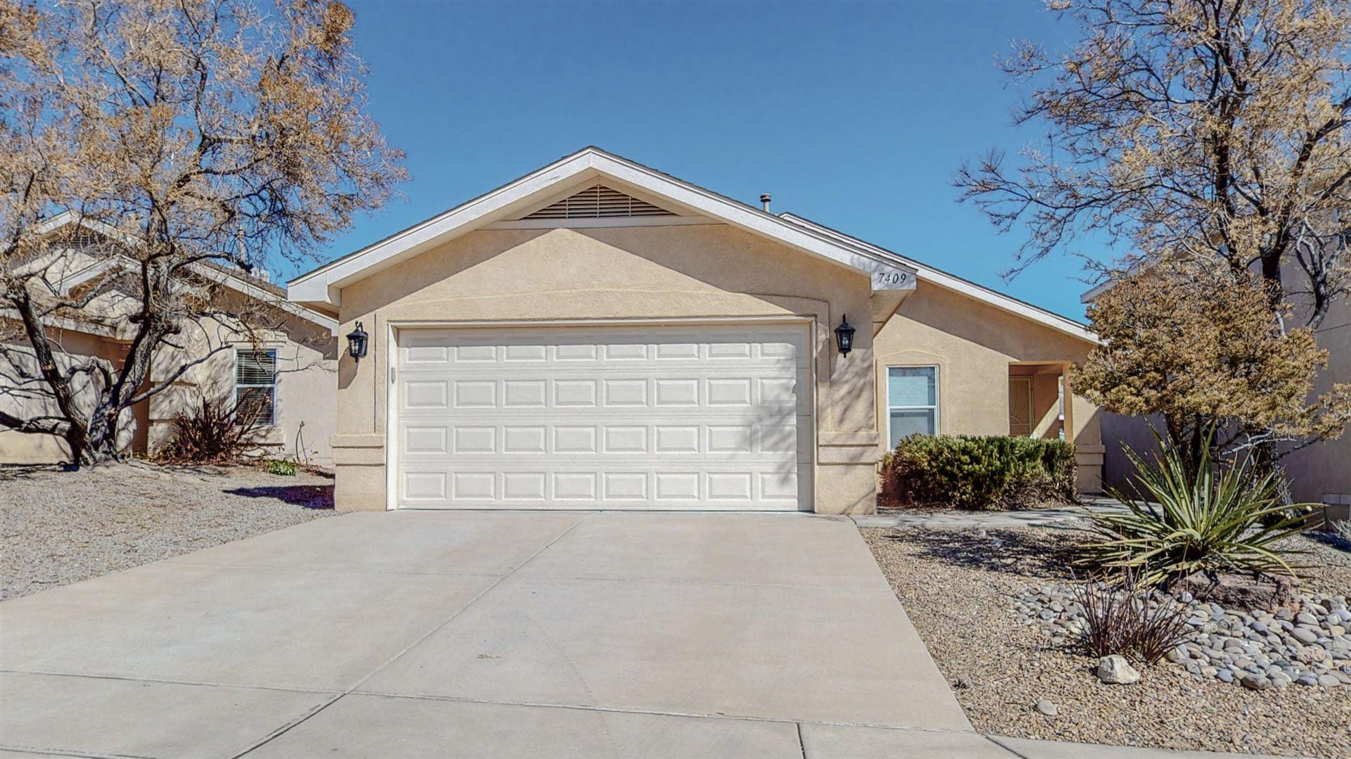 7409 WINSLOW Place NW, Albuquerque, NM 87114 - MLS#: 986658