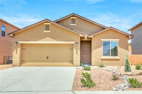 Photo of 10055 Sacate Blanco Avenue SW, Albuquerque, NM 87121 (MLS # 968659)