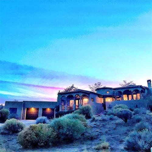 Photo of 4001 SILVERY MINNOW Place NW, Albuquerque, NM 87120 (MLS # 971660)
