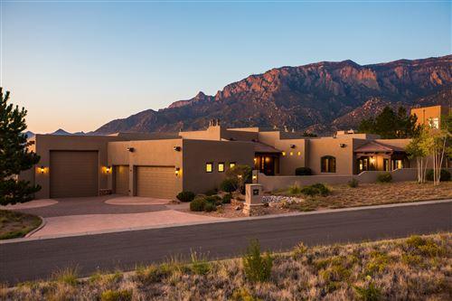 Photo of 13615 QUAKING ASPEN Place NE, Albuquerque, NM 87111 (MLS # 976660)