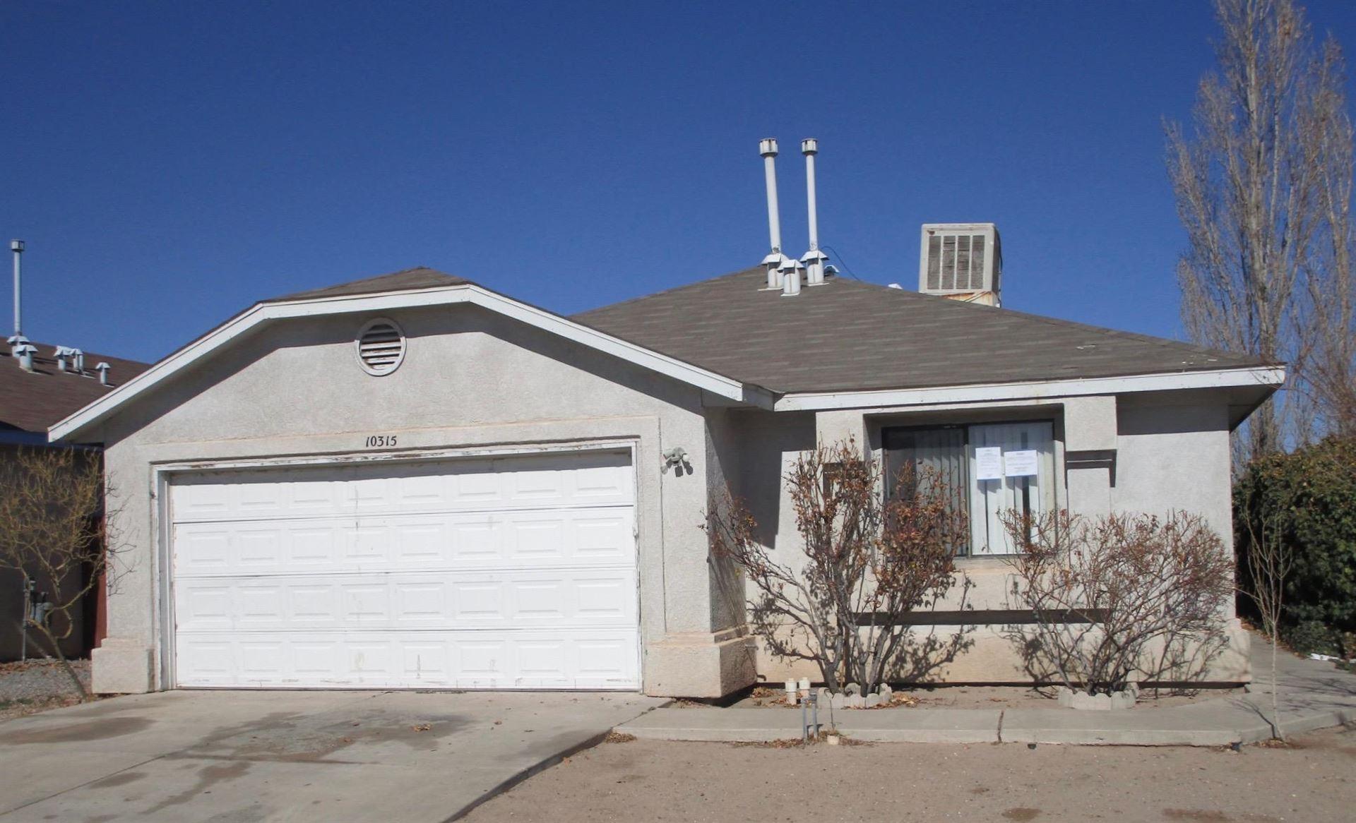 10315 JOHNCOCK Avenue SW, Albuquerque, NM 87121 - MLS#: 985660