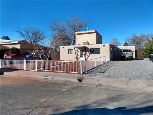 Photo of 2833 BEL AIR Drive NE, Albuquerque, NM 87110 (MLS # 962661)
