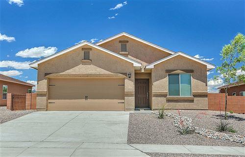 Photo of 10047 Sacate Blanco Avenue SW, Albuquerque, NM 87121 (MLS # 968661)