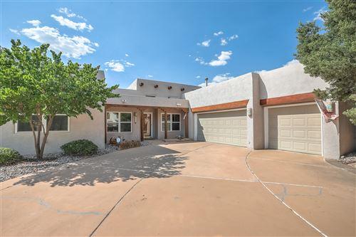 Photo of 2715 PUEBLO GRANDE Trail NW, Albuquerque, NM 87120 (MLS # 976661)